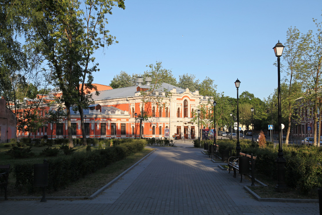 Псковский академический театр драмы – Pskov Drama Theater
