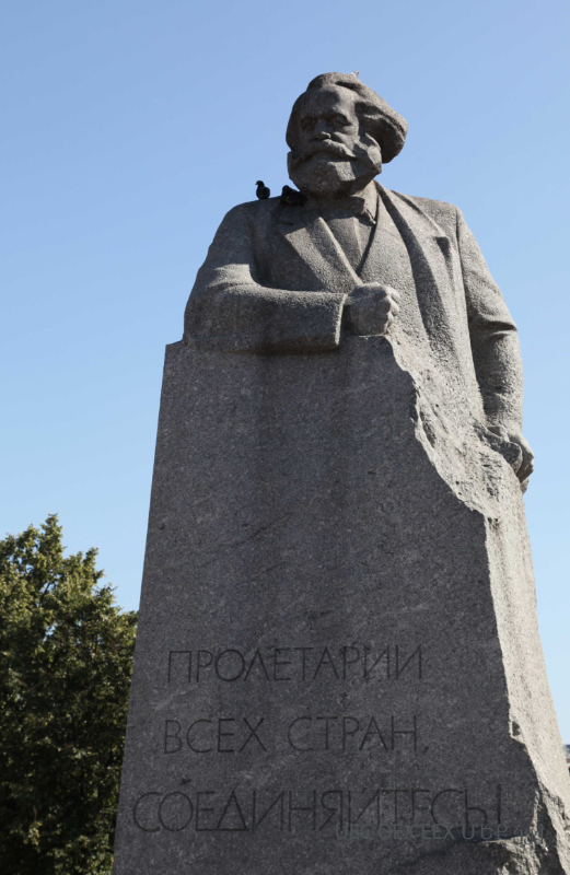 Marx in Moscow