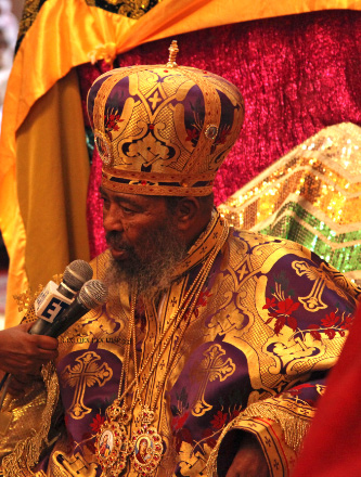 His Holiness Abune Paulos, Patriarch and Catholicos